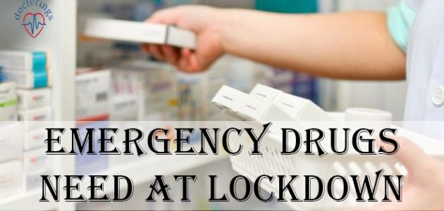 What Drugs Amp Instruments You Need At Pharmacy At Lockdown